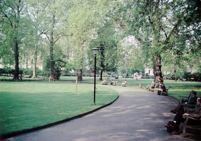 Russell Square, London
