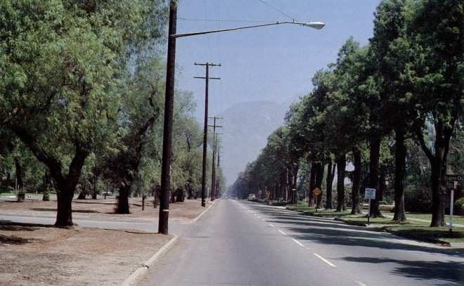 Euclid Avenue, Ontario, California