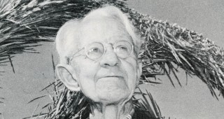 Theodore Payne at about ninety years of age. Photograph courtesy of the Theodore Payne Foundation