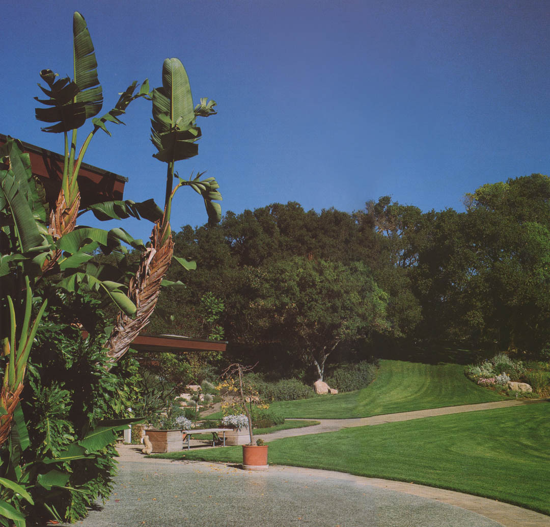 El Novillero, Sonoma County, 1947u20138. This Garden, Usually Illustrated With