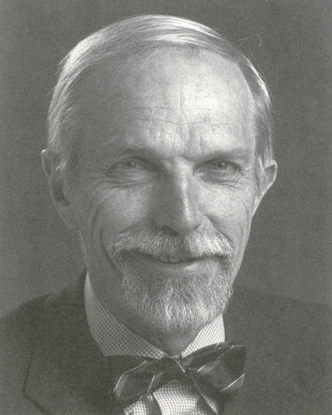 Joe Williamson. Photograph by Norman Plate
