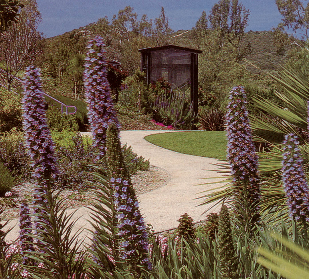 Pacific Horticulture Society   San Diego\'s New Water Conservation Garden