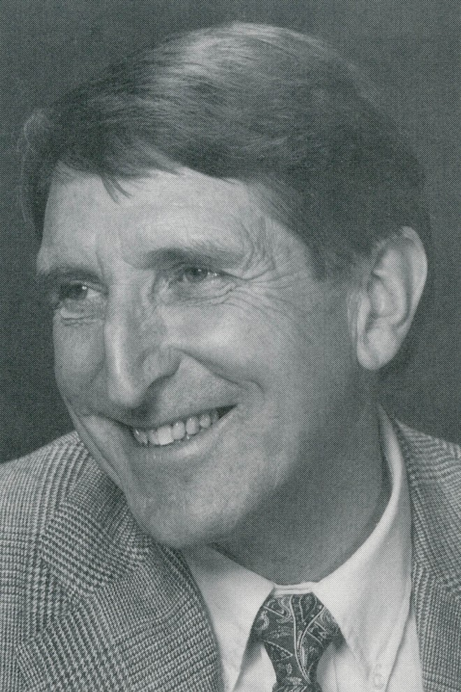 George Waters, Pacific Horticulture editor 1976-1997