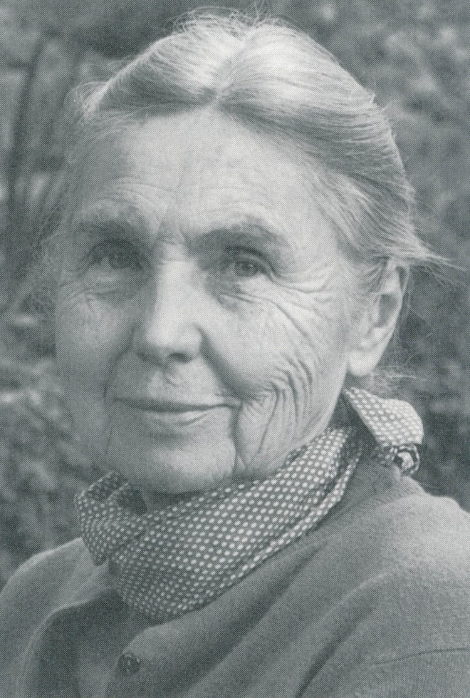 Marge Hayakawa, president 1977-1986