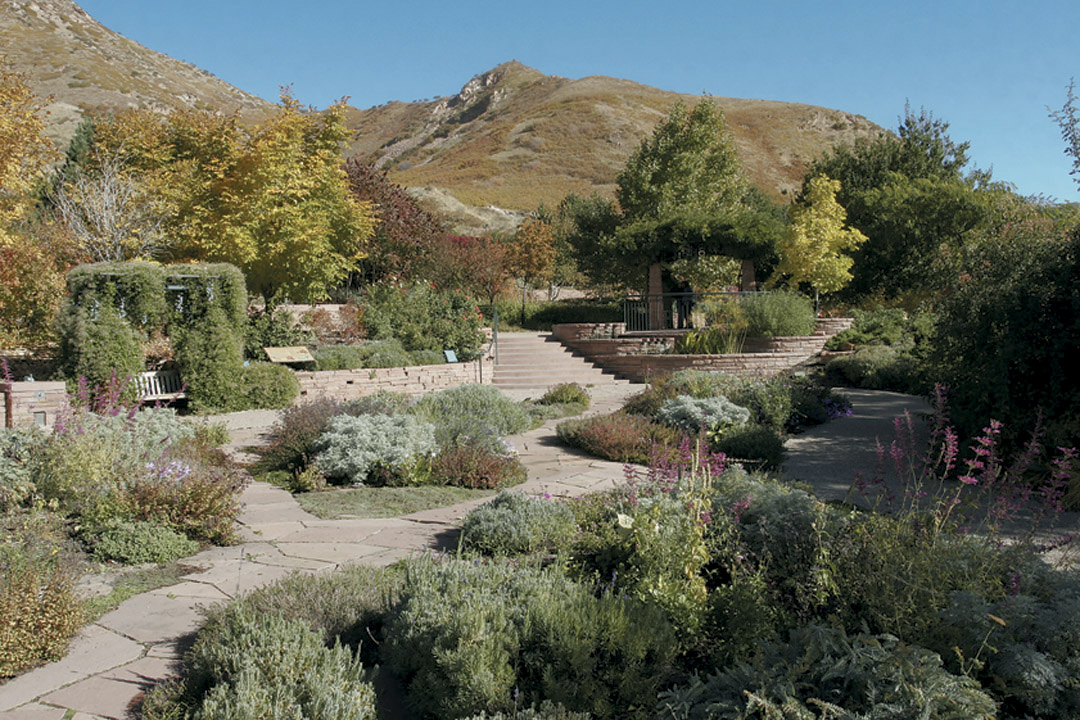 Pacific Horticulture Society Red Butte Garden