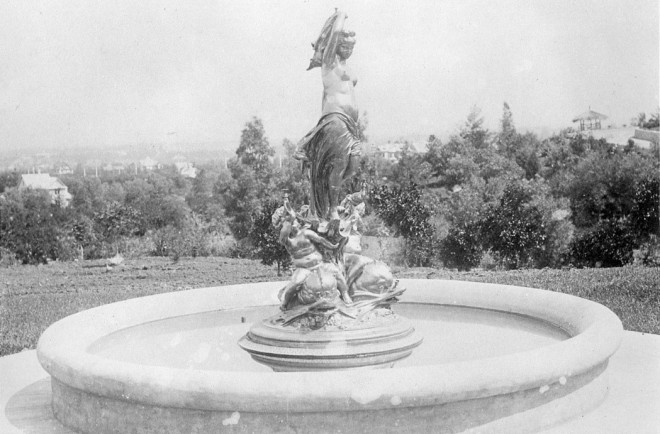 The Venus fountain
