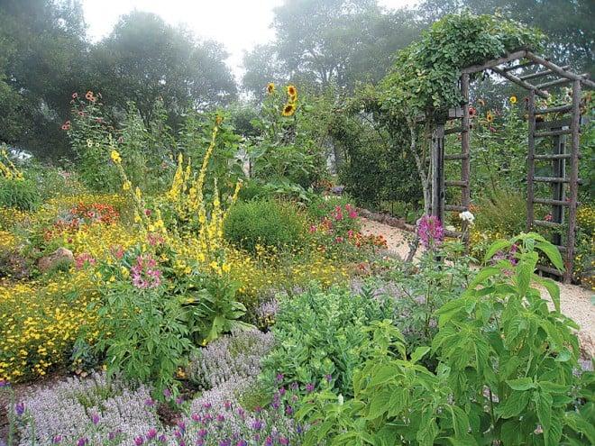 The Melissa Garden