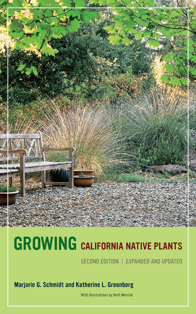 Pacific horticulture society growing california native for Best flowers to grow in california