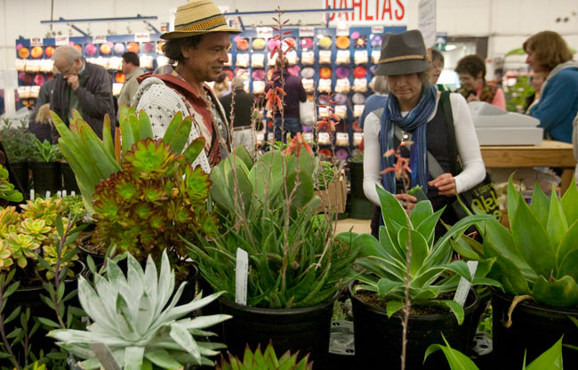 Pacific Horticulture Society San Francisco Flower Garden Show
