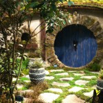 """A Hobbit's New Zealand Garden""  Created by: Washington Park Arboretum and the Arboretum Foundation Designed by: Bob Lilly, Phil Wood, Roger Williams, and Rhonda Bush"