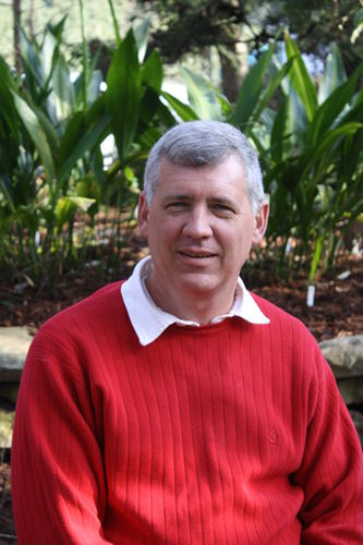 Tony Avent, American plantsman and owner of Plant Delights Nursery, Raleigh, North Carolina.