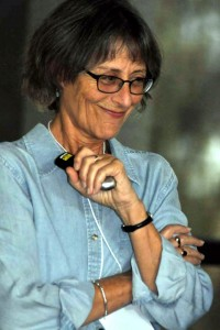Carol Bornstein, Director of the Nature Gardens at LA Natural History Museum