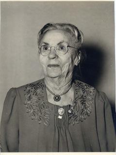Hulda Klager.