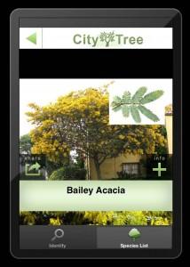 CityTree garden app by Matt Ritter