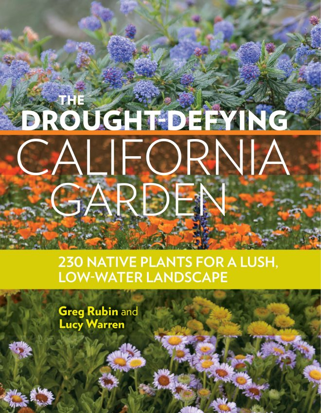 drought defying california garden