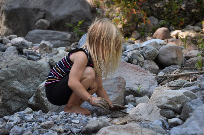 Unstructured play and discovery help our kids find their way in the world. Photo: Pixabay CC