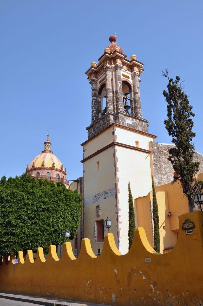 San Miguel de Allende Photo: Russ Bowling CC Wikimedia