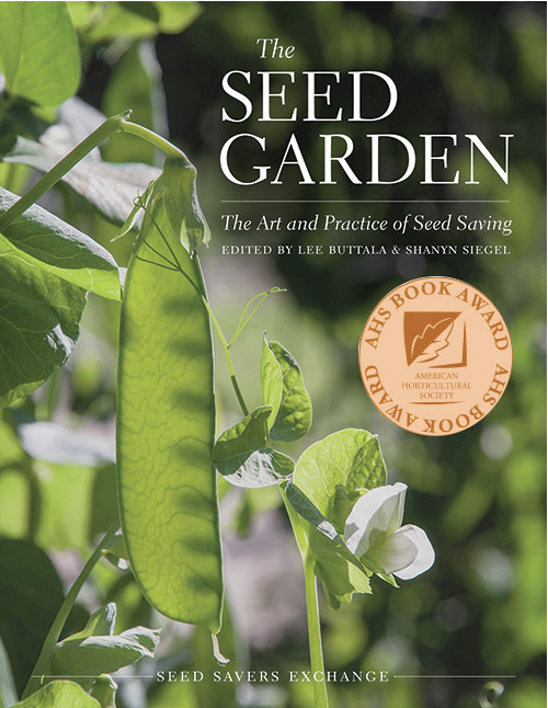 The Seed Garden book cover