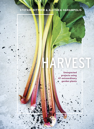 harvest book cover from Ten Speed Press