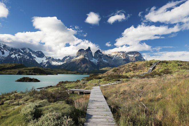 Torres del Paine. Photo: Christopher Michel