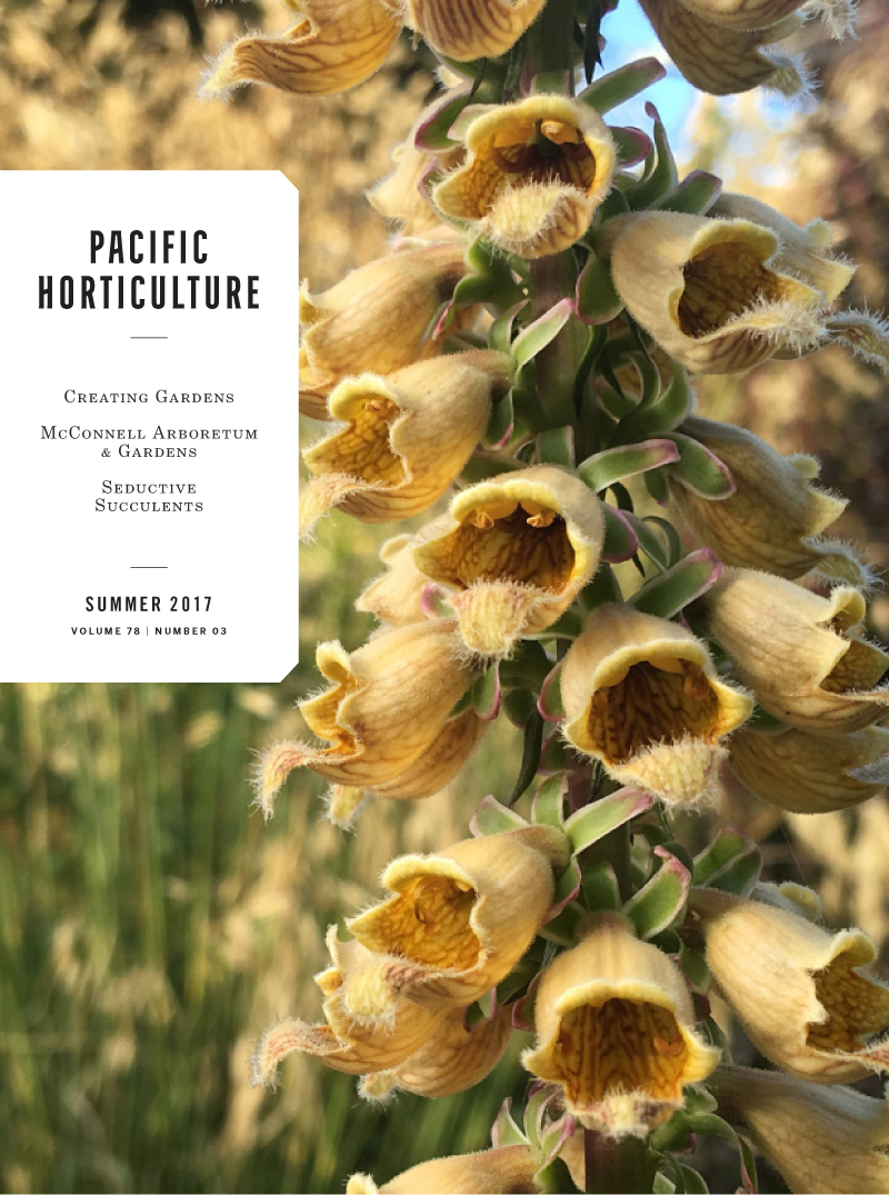 Pacific Horticulture Society | Summer 2017