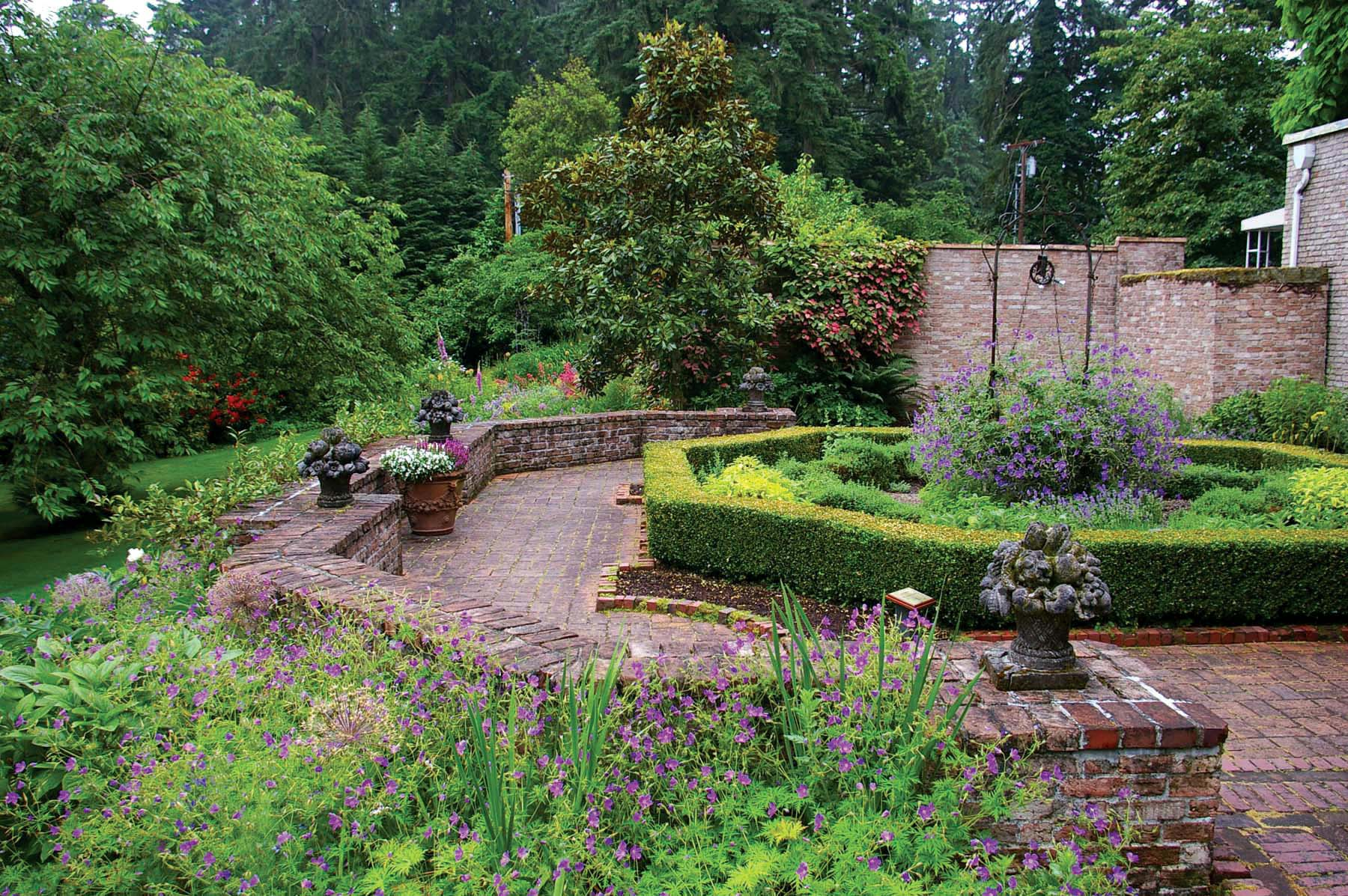 Pacific Horticulture Society Touring South Sound Gardens